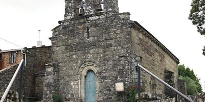 Iglesia de Santiago de Baamonde