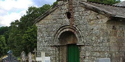 Iglesia San Romao de Retorta