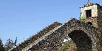 Escalinata de Portomarín