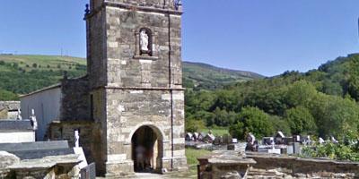 Iglesia de Triacastela