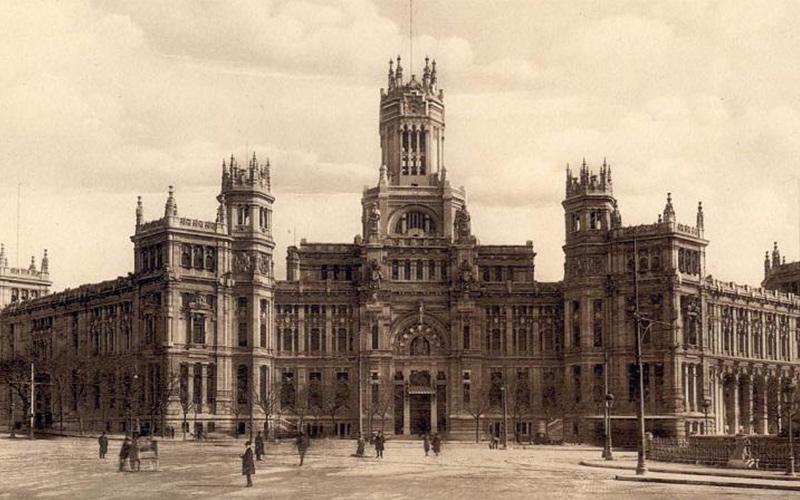 Palacio de las Comunicaciones