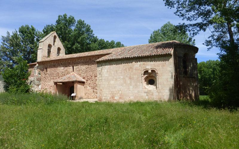 ermita de santa coloma de Albendiego