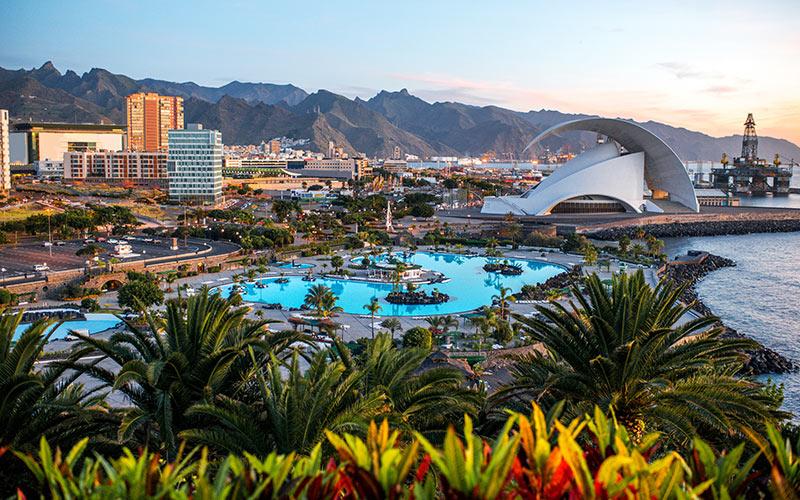 Escapadas baratas de invierno. Santa Cruz de Tenerife