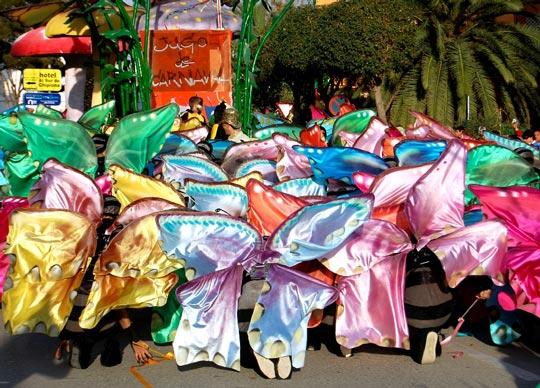 Carnaval en Chipiona