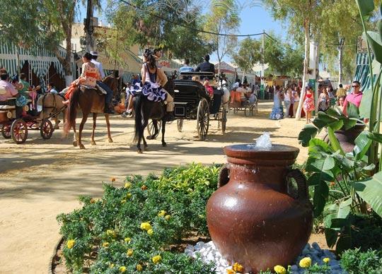 Feria y Fiestas de la Consolación