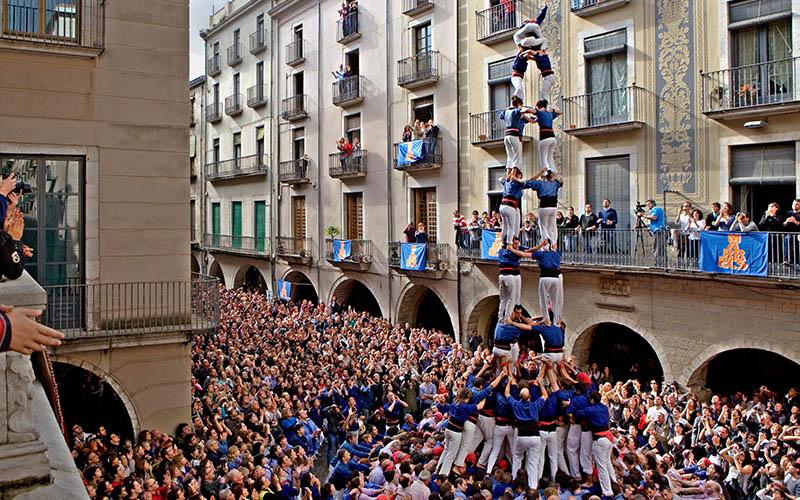 Grupo de Castellers