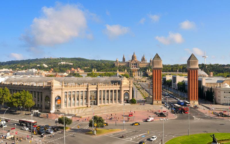 Pueblo Español de Barcelona
