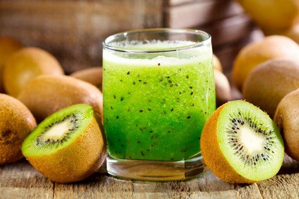 propiedades zumo kiwi