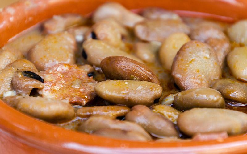 Murcia capital gastronómica. Michirones