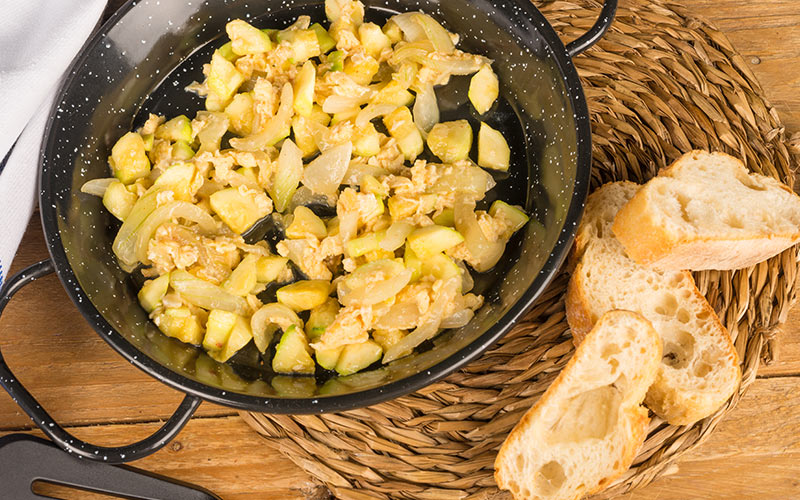 Murcia capital gastronómica. Zarabgollo