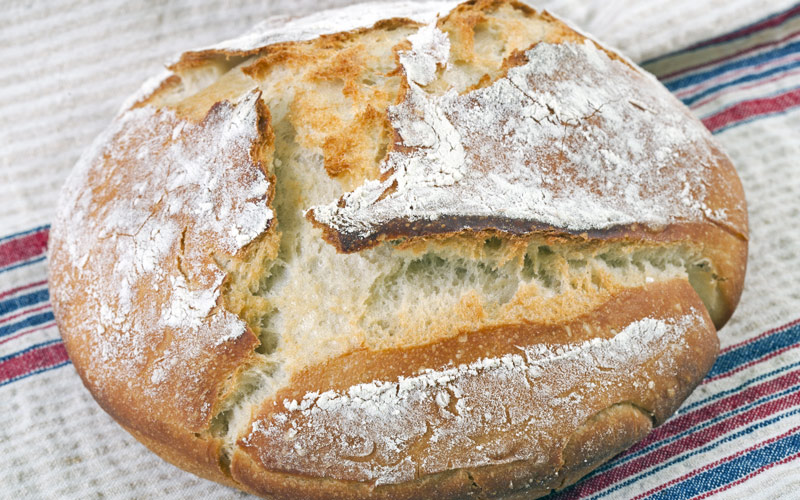 12 días, 12 panes tradicionales: Receta de pan cateto   España Fascinante