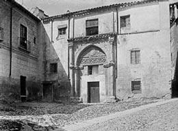 palacio fuensalida foto antigua