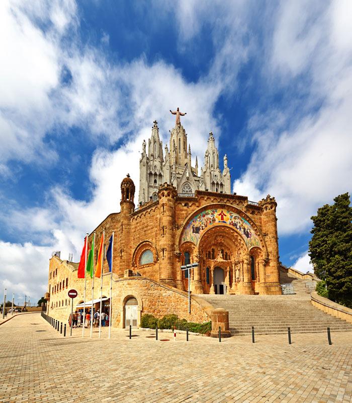 iglesia del Tibidado