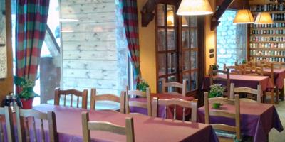 Restaurante La Ferme de Montagne