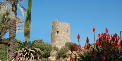 Torre almenara de El Padrón