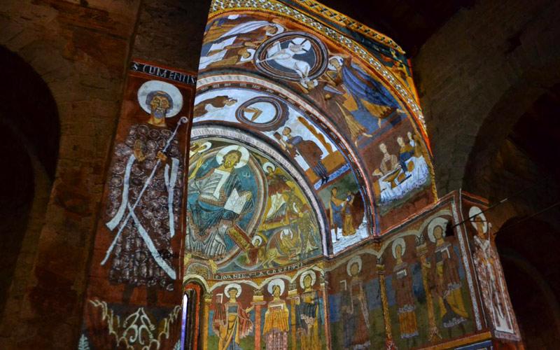 iglesia de sant climent de taull