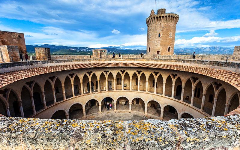 castillos medievales
