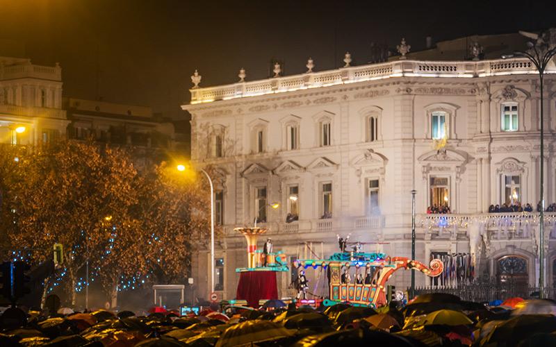 Cabalgatas de Reyes en España Madrid