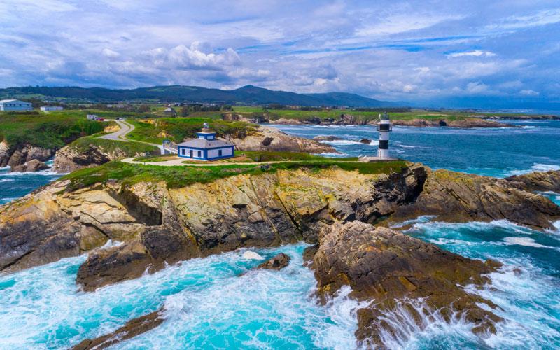 Faros de Isla Pancha