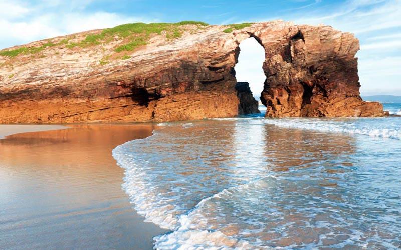 mejores playas del Camino del Norte