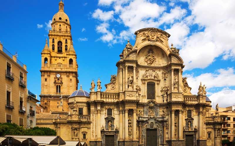 Descubre Murcia y sus alrededores