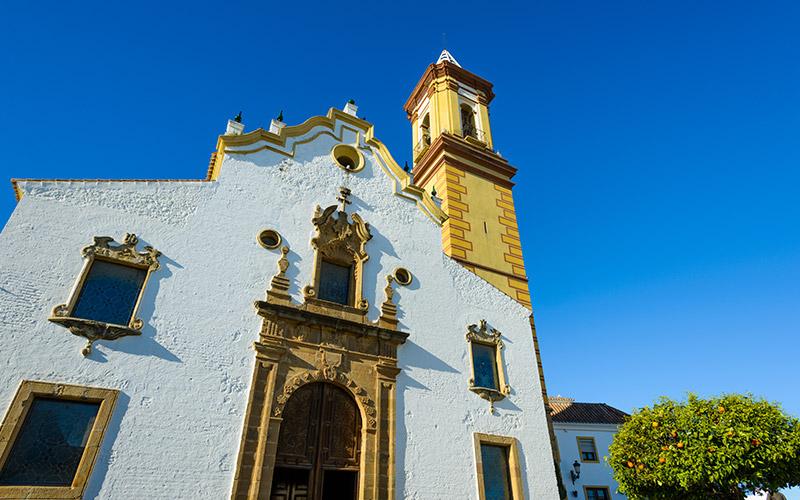 qué ver en Estepona Iglesia de Nuestra Señora de los Remedios