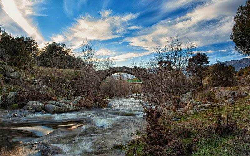 Puente en Casavieja