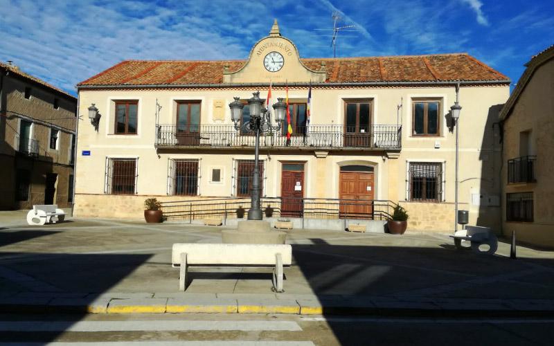 Ayuntamiento de Bernuy de Porreros