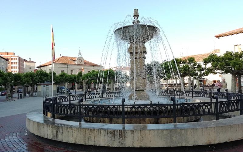 Fuente de Villarcayo, Burgos