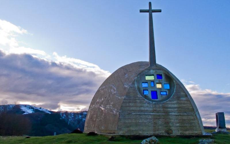 ermitas más curiosas, ermita de San Antón