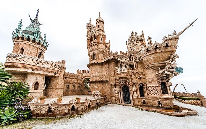 Castillo de Colomares A-7