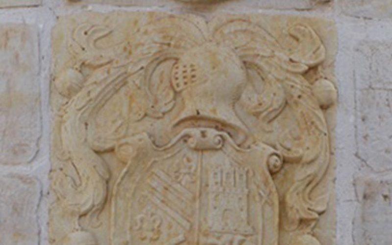 Escudos de armas en Villadiego, Burgos