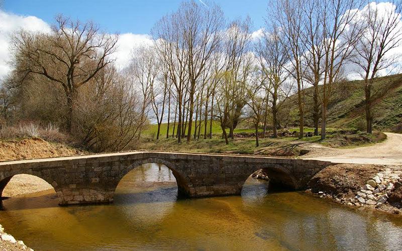 Puente en Villadiego, Burgos