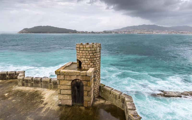 Muro defensivo de Monterreal
