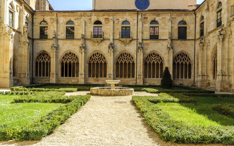 monasterio de San Salvador de Oña