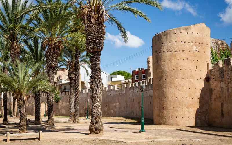 muralla de Alzira