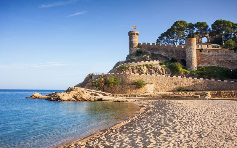 murallas desconocidas de España