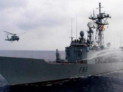 España liderará la lucha contra el terrorismo en el Mar Mediterráneo