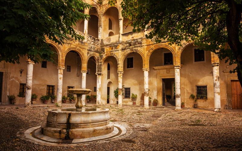 Palacio de los Enríquez de Ribera