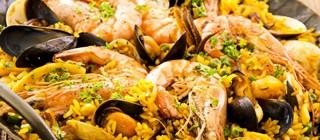 paella marisco