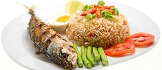 pescado arroz motril