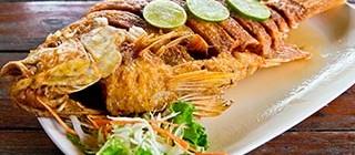 plato pescado pollenca