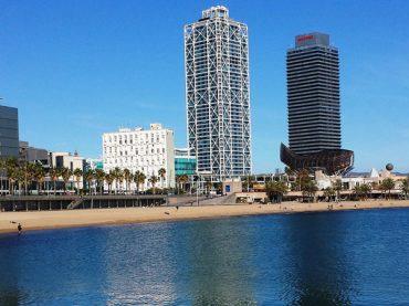 Barcelona vigilará el aforo de las playas con videosensores pero sin cuadrículas