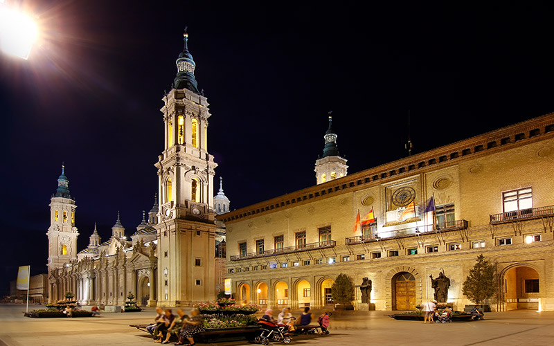 Plazas más espectaculares de España, Zaragoza
