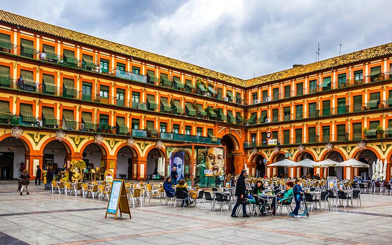 Plazas más espectaculares de España. Córdoba