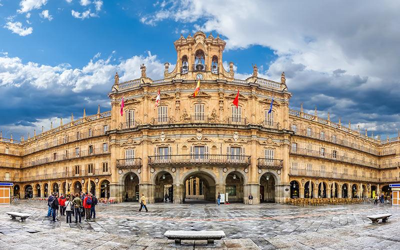 Plazas más espectaculares de España, Salamanca