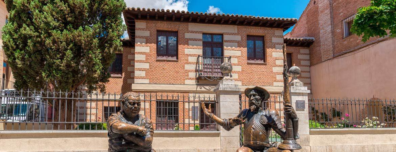 casas de artistas españoles