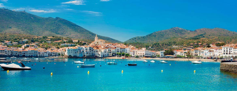 costa de España: principal