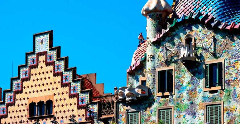 Tour gratis por Barcelona: la Barcelona modernista