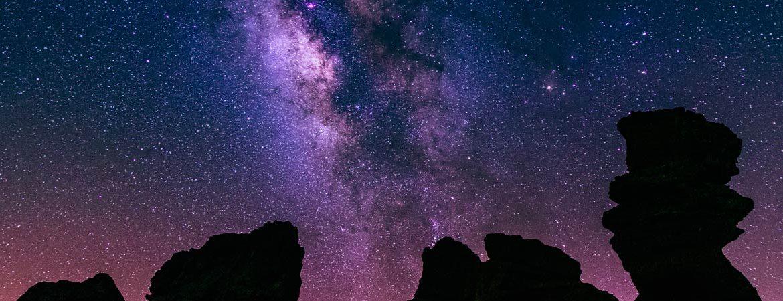 senderismo nocturno por el Teide